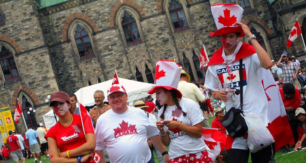 Celebrate Canada150 July 1, 2017