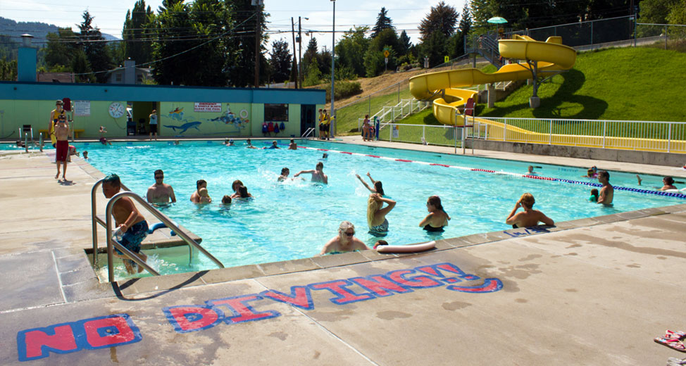 Warfield Pool Closed August 24th