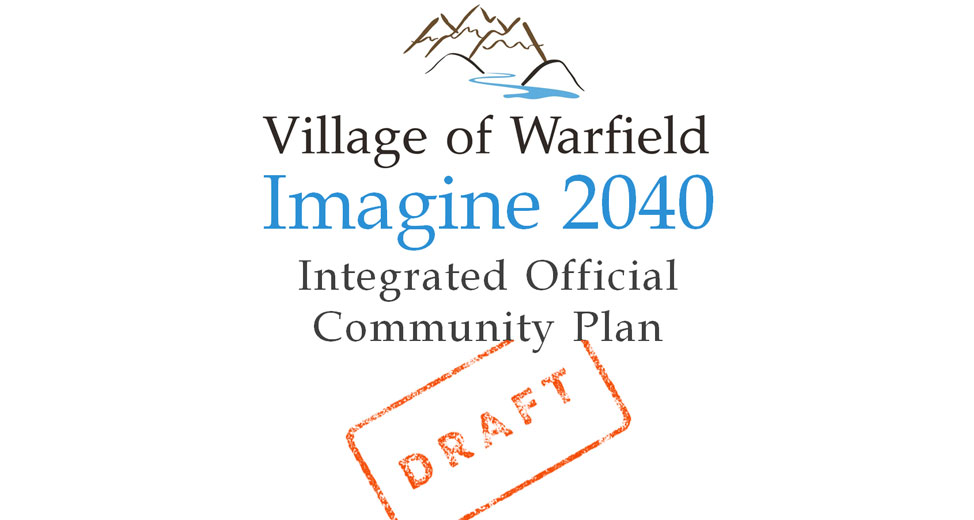 IOCP Feedback On The Draft Community Plan For Warfield Extended To September 29th