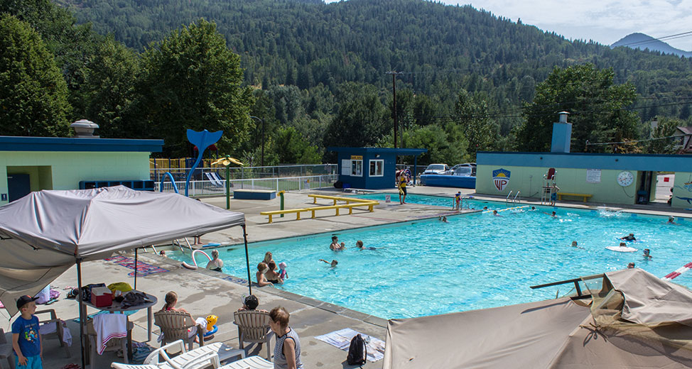 Warfield Centennial Pool is Now Closed for the Season