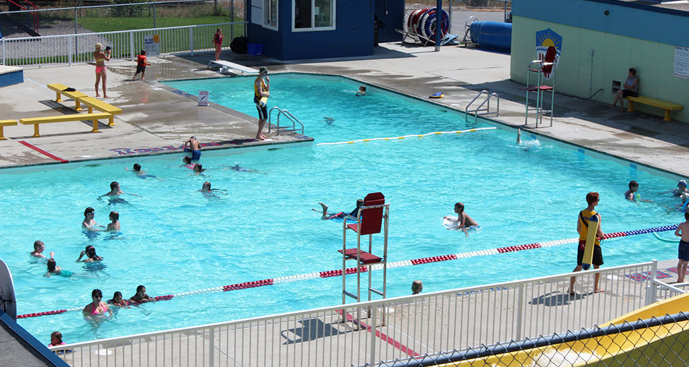 Warfield Pool Closure on Monday, August 20