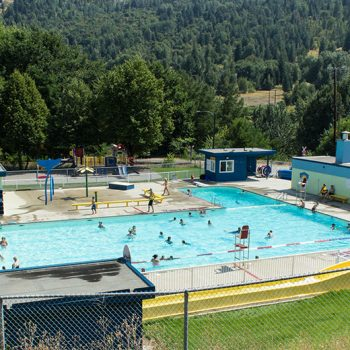 Free Swimming at Warfield Pool