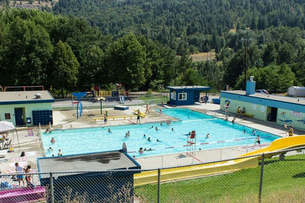 Free Swimming at Warfield Pool