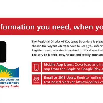 RDKB Emergency Alerting System