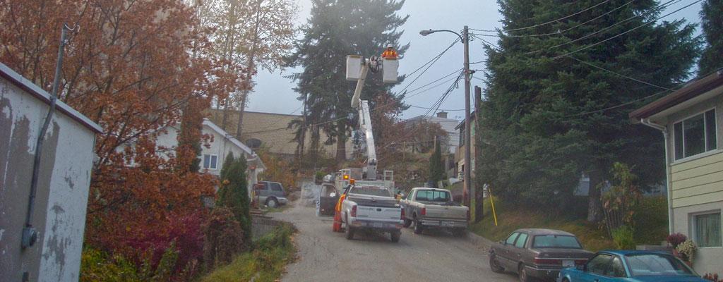 Village of Warfield Utility Bills