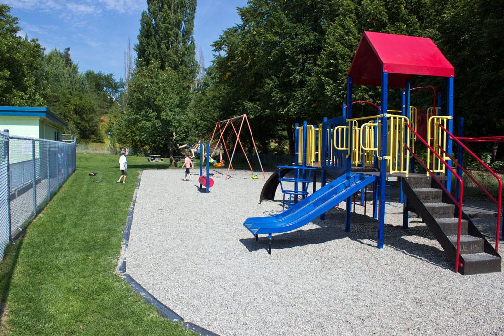 Kootenay Savings Water Park