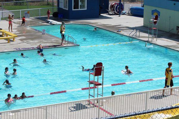 Warfield Pool