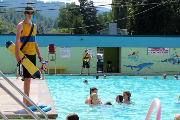 Warfield Pool Swimming Lessons