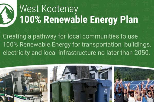 West Kootenay Renewable Energy Plan